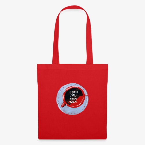 Coffee Shop Film Talk - Tote Bag