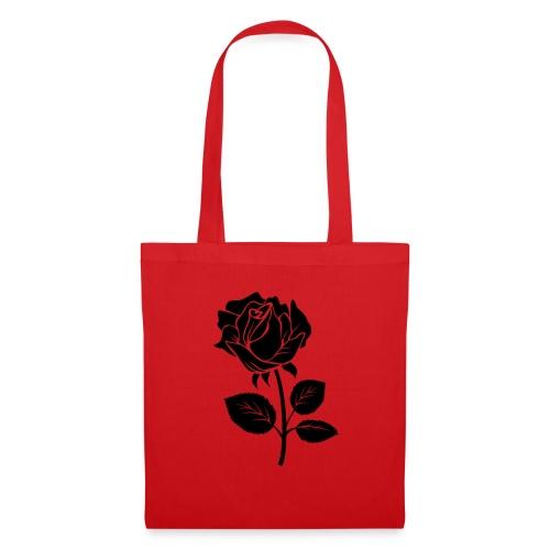 Rosa - Bolsa de tela