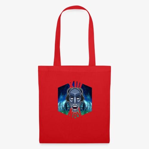 XIIINRVDU6TM OFFICIEL FACE RAVEWEAR - Tote Bag