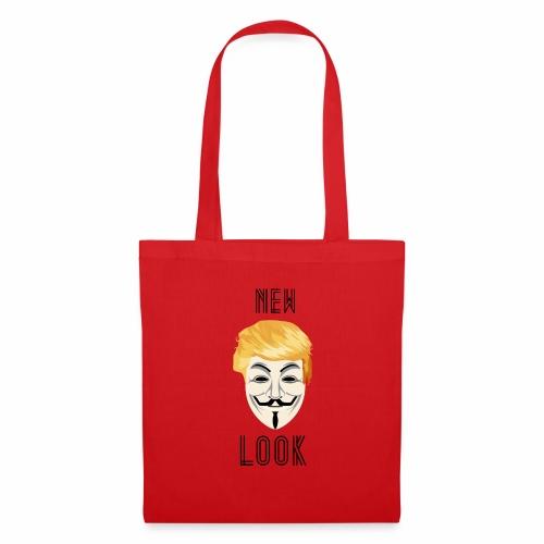 New Look Transparent /Anonymous Trump - Borsa di stoffa