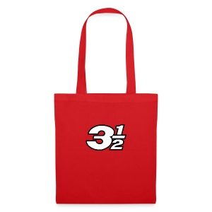 Three and a Half Logo - Tote Bag