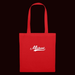 mechant_logo_white - Tote Bag