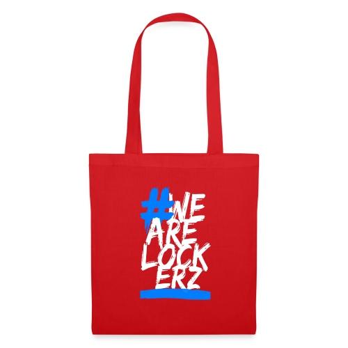 We Are Lockerz - Borsa di stoffa