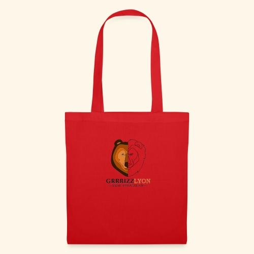 Grrrizzlyon - Tote Bag
