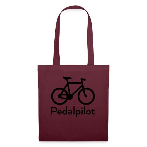 Pedalpilot - Stoffbeutel