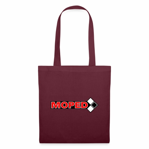Moped Logo 3c - Tote Bag