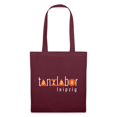 Tanzlabor Logo E1 1 eps - Stoffbeutel