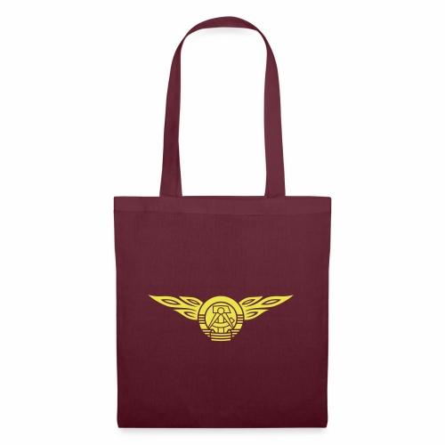 GDR flames crest 1c - Tote Bag