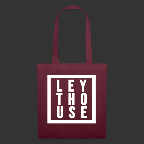 LEYTHOUSE Square white - Tote Bag