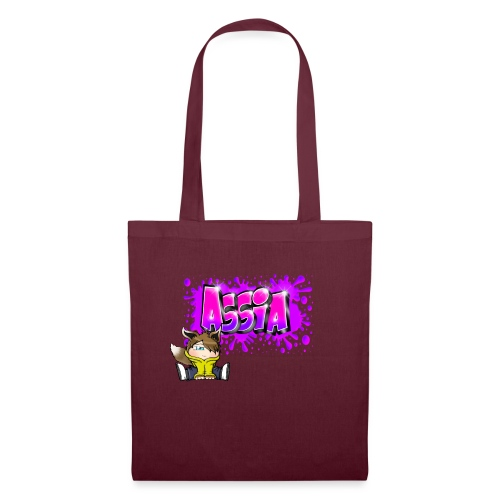 Graffiti ASSIA - Tote Bag