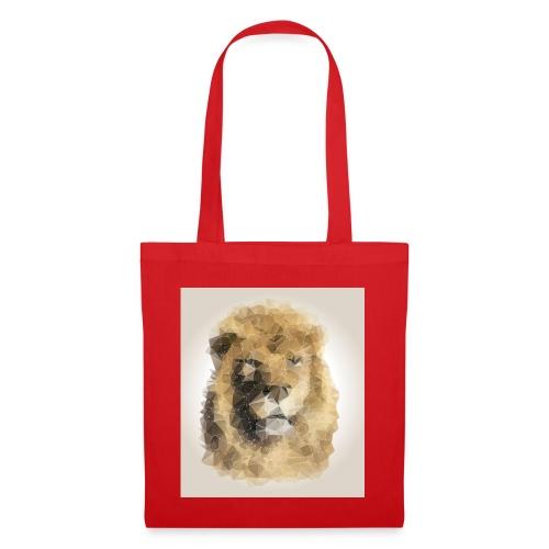LION jpg - Stoffbeutel