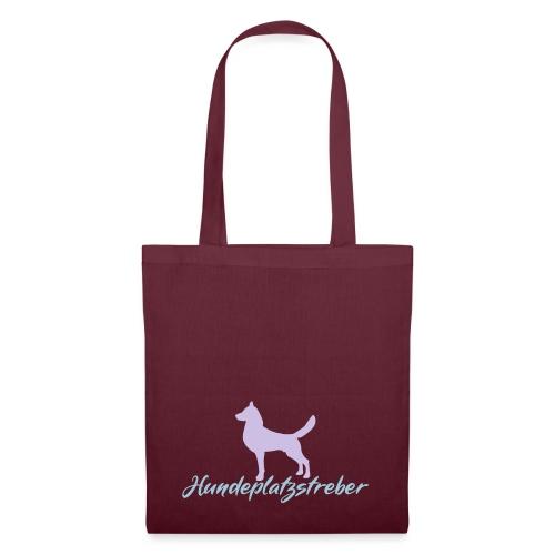 Hundeplatz-Streber / Hundeschule Design Geschenk - Stoffbeutel