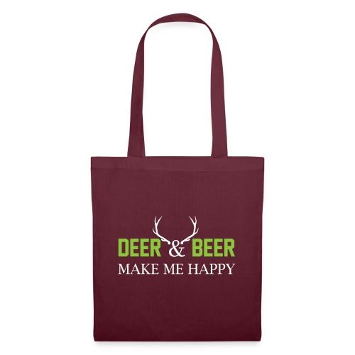 Deer Beeer2 - Stoffbeutel
