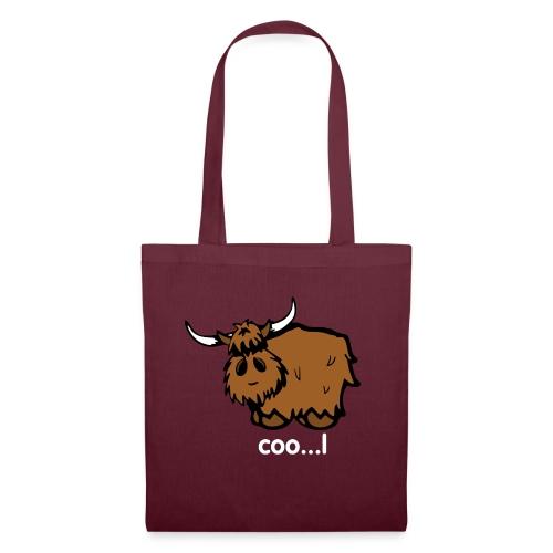 Cool Heilan Coo' - Tote Bag