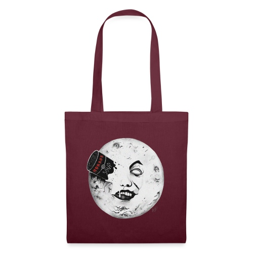 Bad Moon - Borsa di stoffa