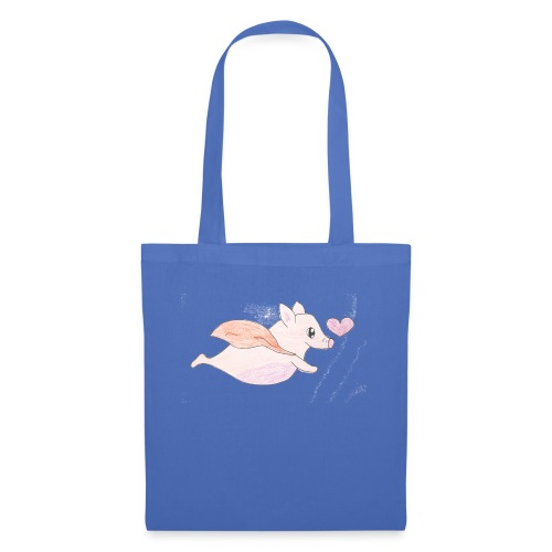 Kids for Kids: Flying Pigs - Stoffbeutel