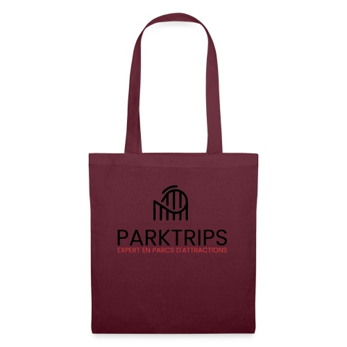 Park Trips - Coaster On Top - Tote Bag