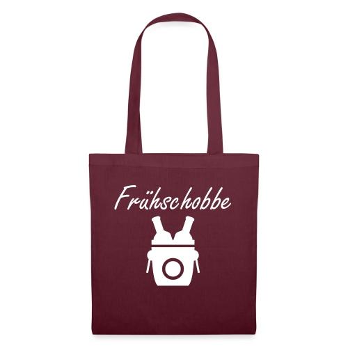 fruehschobbe white - Stoffbeutel