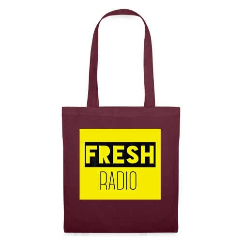 FreshRadio LOGO - Tote Bag