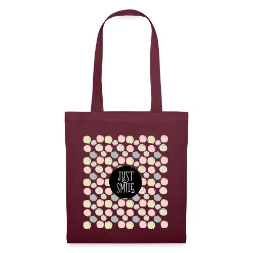 Just Smile - Tote Bag