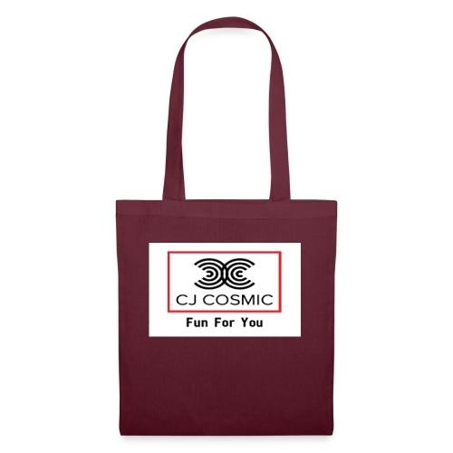 CJ COSMIC - Tote Bag