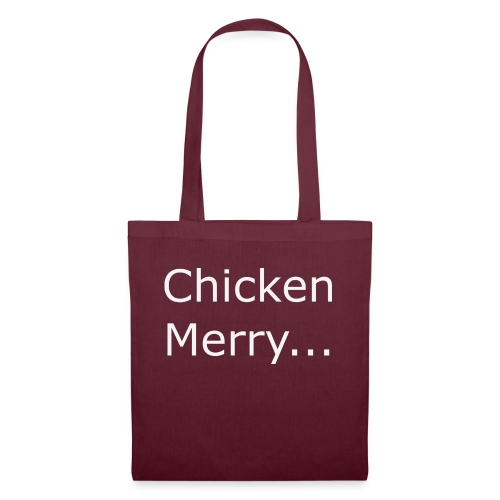 Chicken Merry - Tote Bag