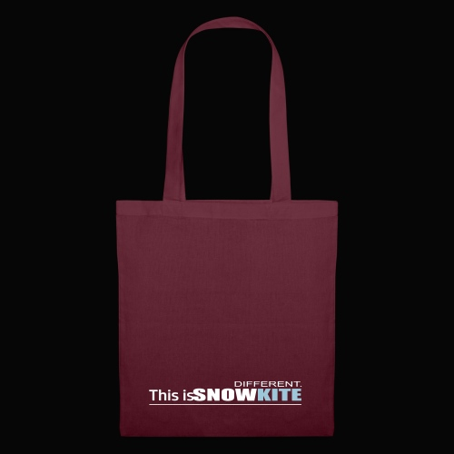 this is snowkite - Tote Bag