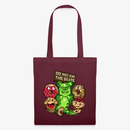 Do not eat the bears - Tote Bag