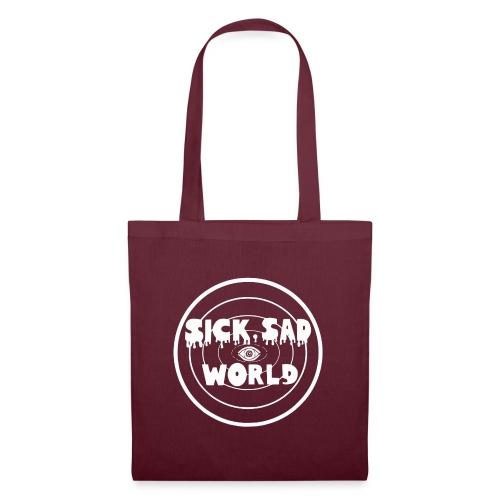 sick sad world - Borsa di stoffa