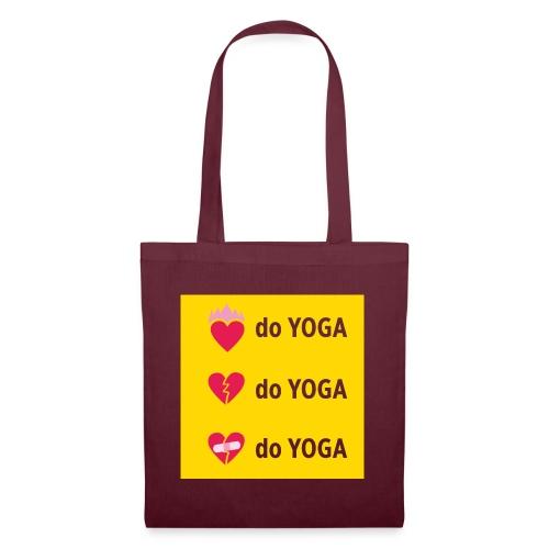 DO YOGA - Stoffbeutel