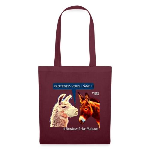 PROTEGEZ-VOUS L'ÂNE !! - Coronavirus - Tote Bag