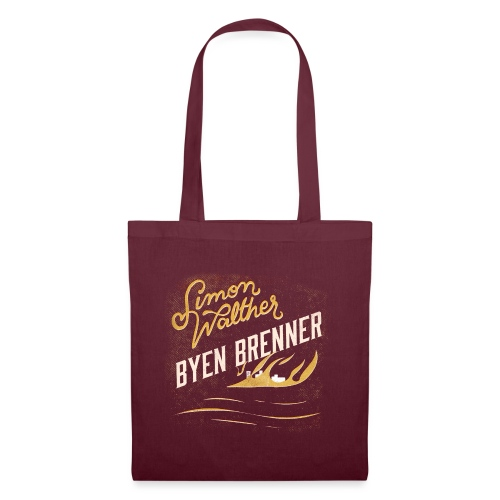 Simon Walther - Byen Brenner - Tote Bag