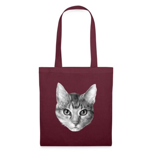 Katze Cat - Stoffbeutel
