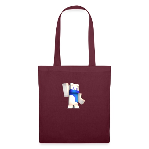 Tee-Shirt Noir - MrBobi - Tote Bag