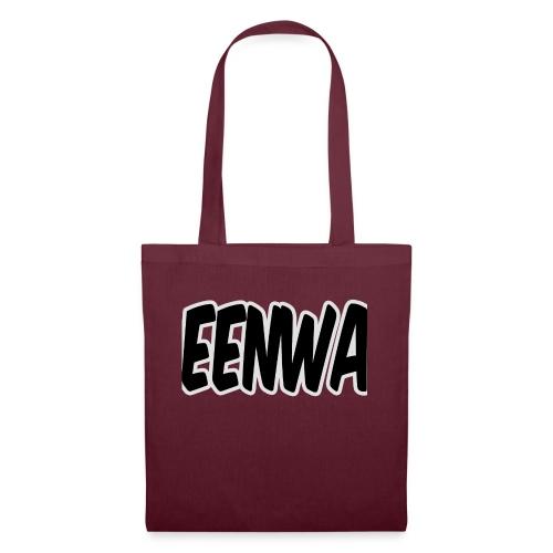 EENWA T-shirt - Tas van stof