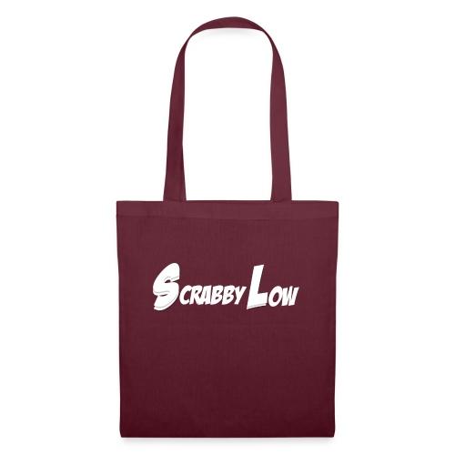 ScrabbyLow (Big S + L) - Tote Bag