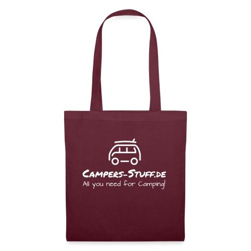 Campers Stuff - Stoffbeutel