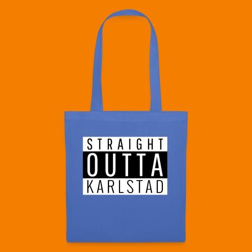 Straight outta Karlstad - Tygväska