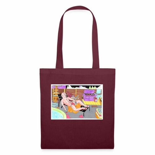 What's Up? Haaa Just Chilling - Tote Bag
