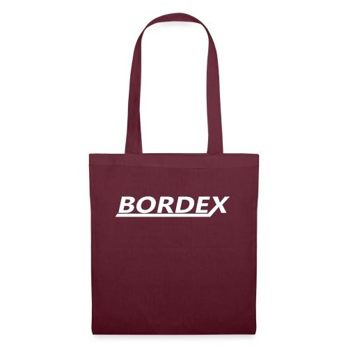 Bordex logo - Tas van stof
