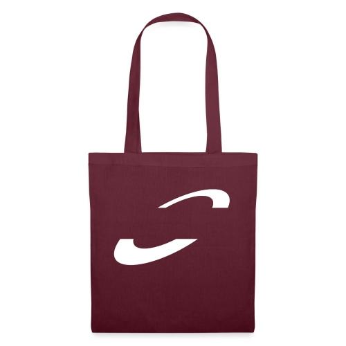 Planet Cycling Icon White - Tote Bag