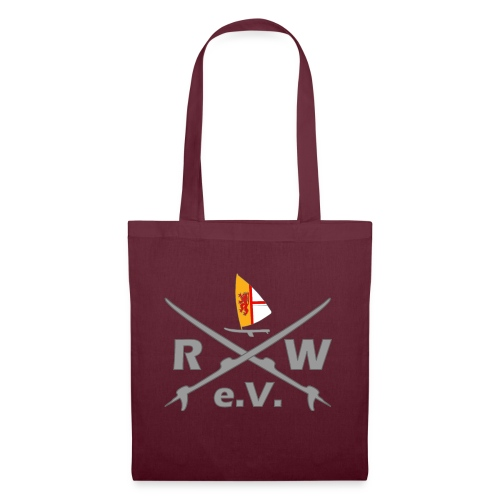 RWeV Boards Grey - Stoffbeutel