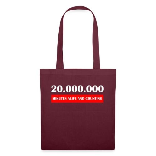 200000 Minutes Alive - Tas van stof