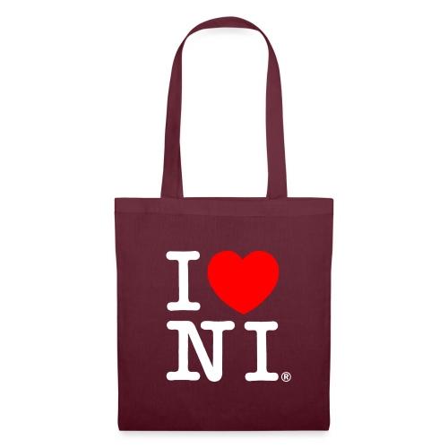 I love NI - Tote Bag