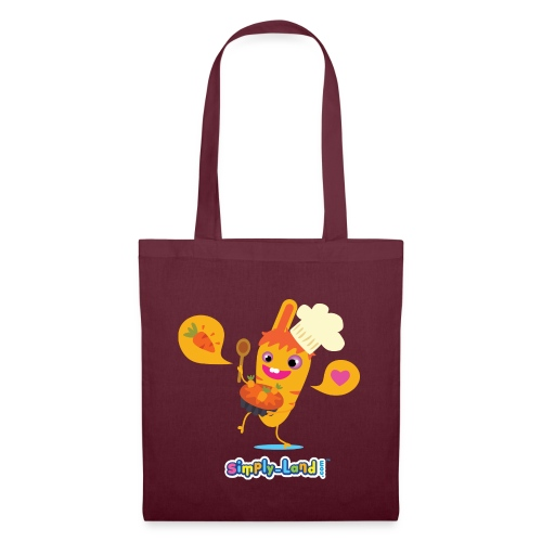 Sac de course Carotte pinpin - Tote Bag