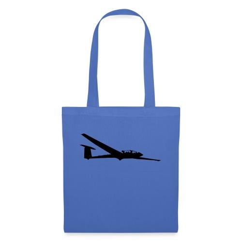 Zweefvliegtuig 21 - Tas van stof