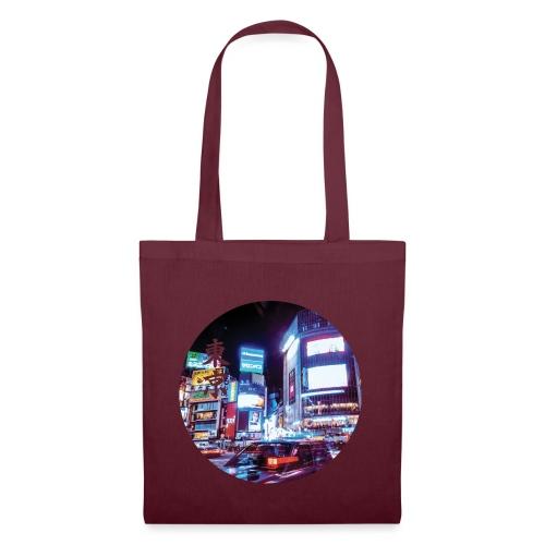 Tokyo Night - Sac en tissu