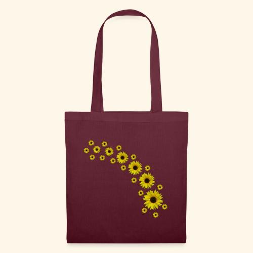 Sonnenblumen, Sonnenblume, Blumen - Stoffbeutel
