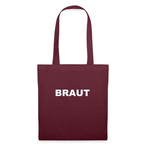 JGA - Braut - Stoffbeutel
