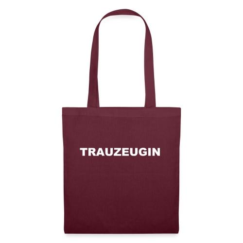 JGA - Trauzeugin - Stoffbeutel